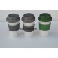 1 x Eco Friendly Reusable Travel Coffee Cup - BPA Free!