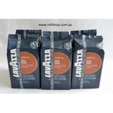 6 x Lavazza Super Crema DELIVERY INCLUDED