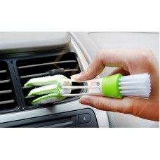 Pocket Brush Keyboard Dust Collector Air-condition Cleaner Window Leaves Blinds Cleaner Duster Computer Clean Tool