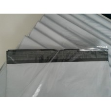 TuffShield® Brand Premium White Poly Mailer w/ Self Seal Size #3  12 bags PER PK    FREE POSTAGE